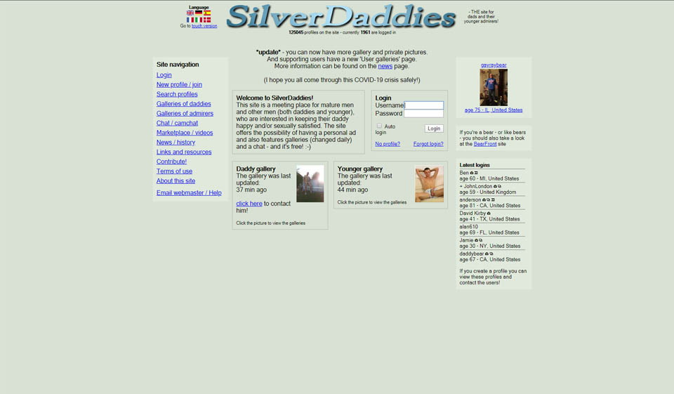 SilverDaddies Review: the Best Way to Find True Love, Excitement, and Hookups